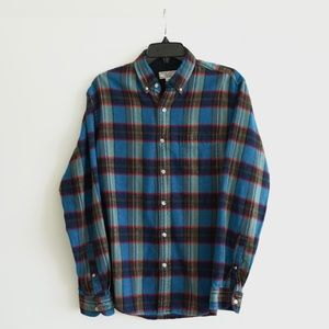 J. Crew Wallace & Barnes Button Up